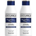 Anti-yellow shampoo -Dessange, anti-yellow shampoo with hyaluronic acid